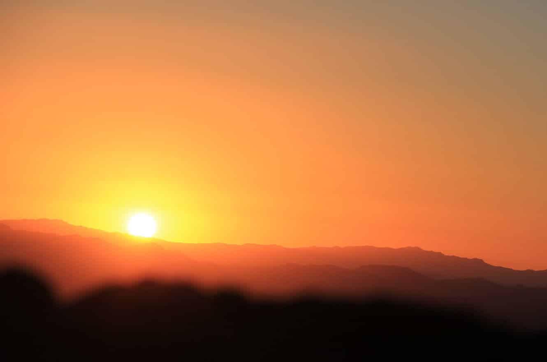 pantherspeak-sunset