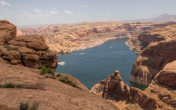 Hole in the Rock Trail - Glen Canyon National Recreation Area