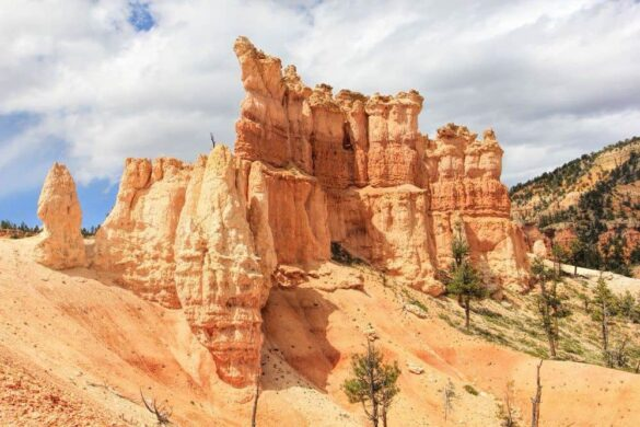 Tower Bridge Trail in Bryce Canyon
