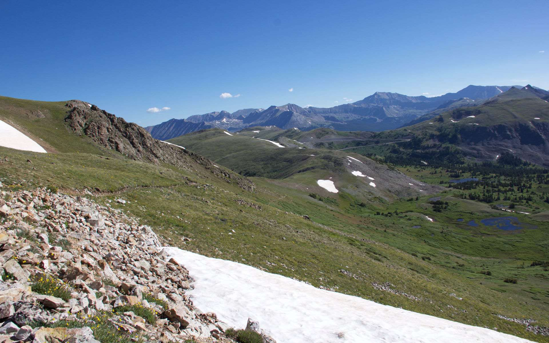 The Top 5 Spots For Camping In Colorado • Travel Tips  |Cottonwood Pass