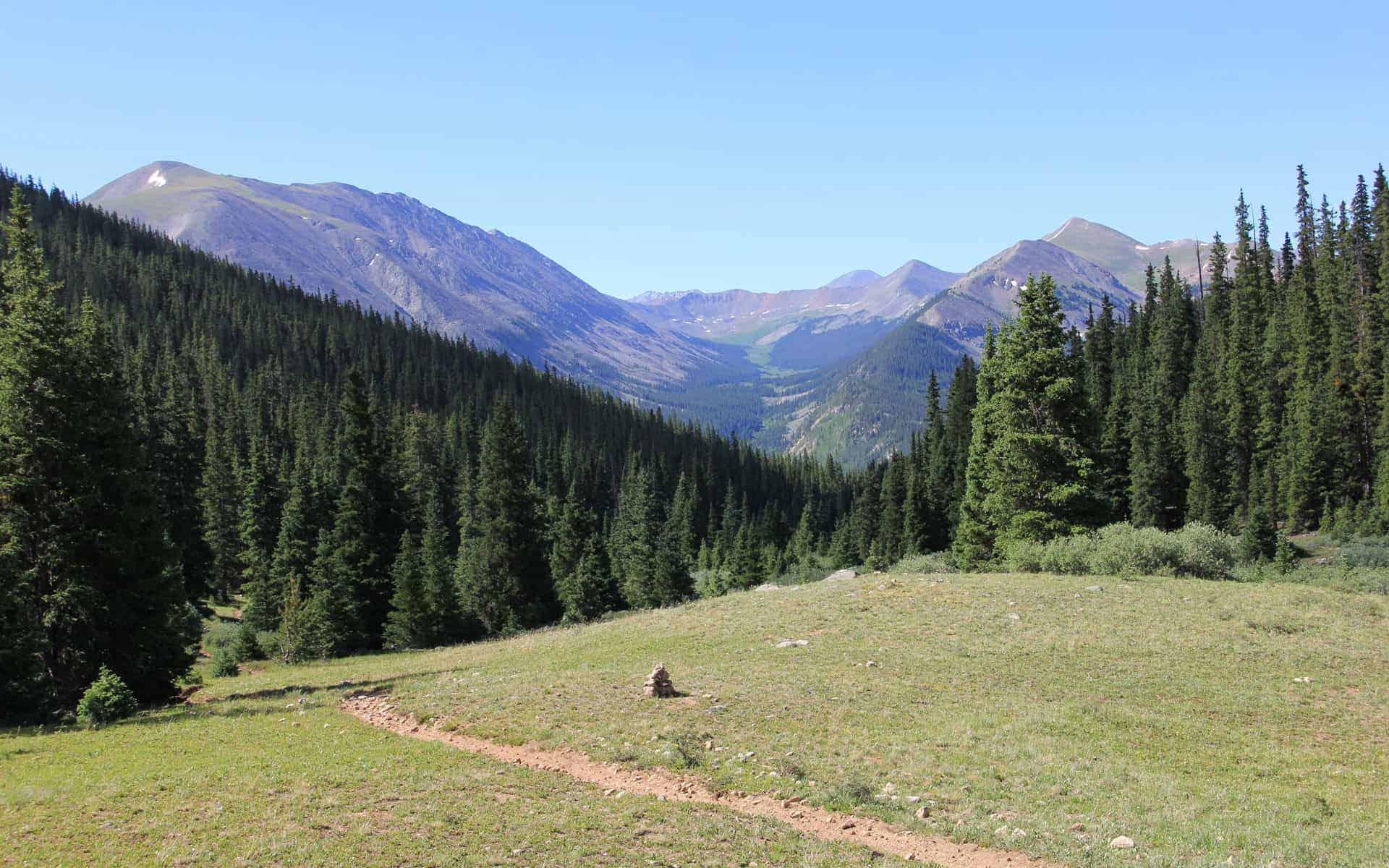 Poplar Gulch Trail Saint Elmo Co My Buzz About