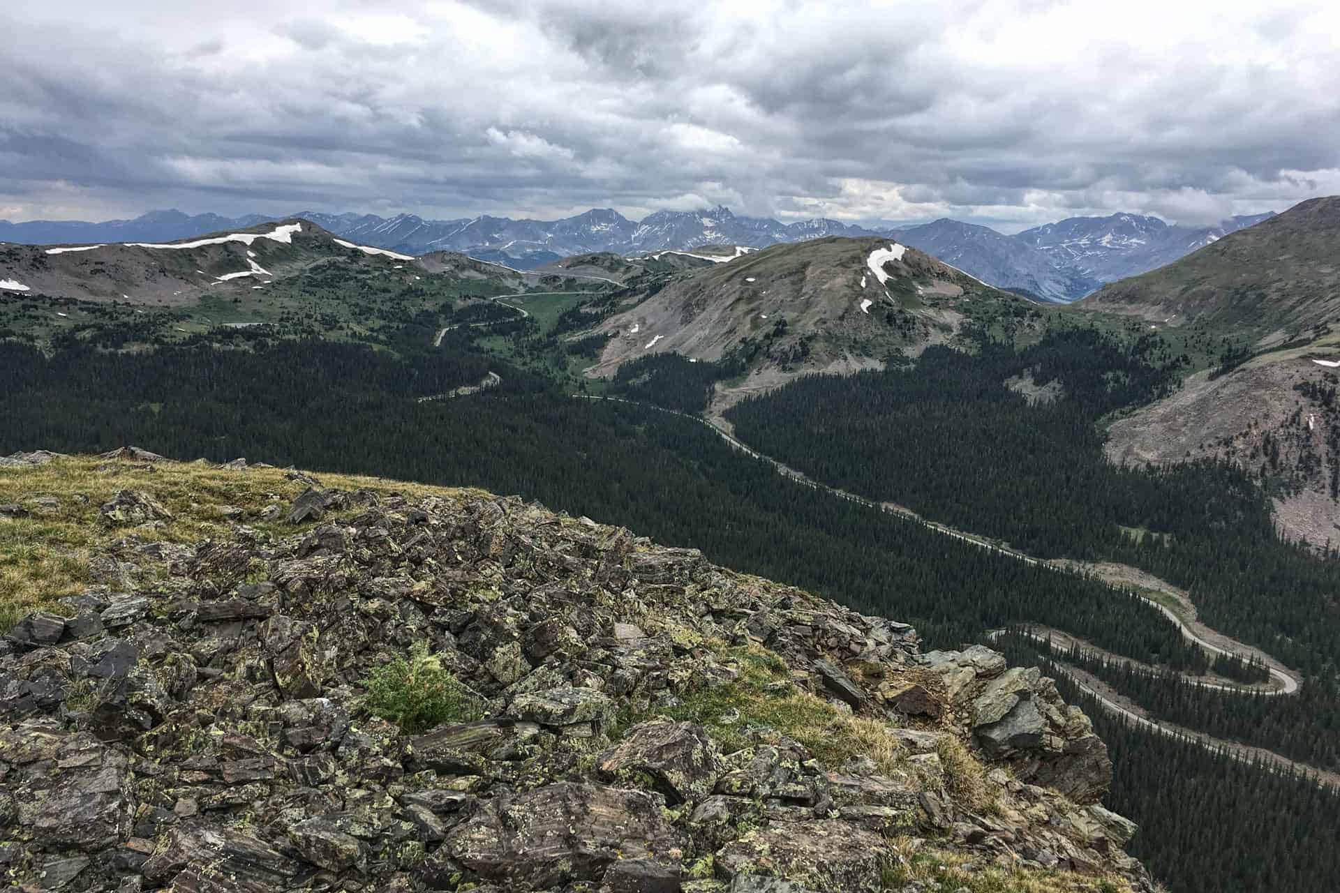 Off Trail Cottonwood Pass Buena Vista Co My Buzz About